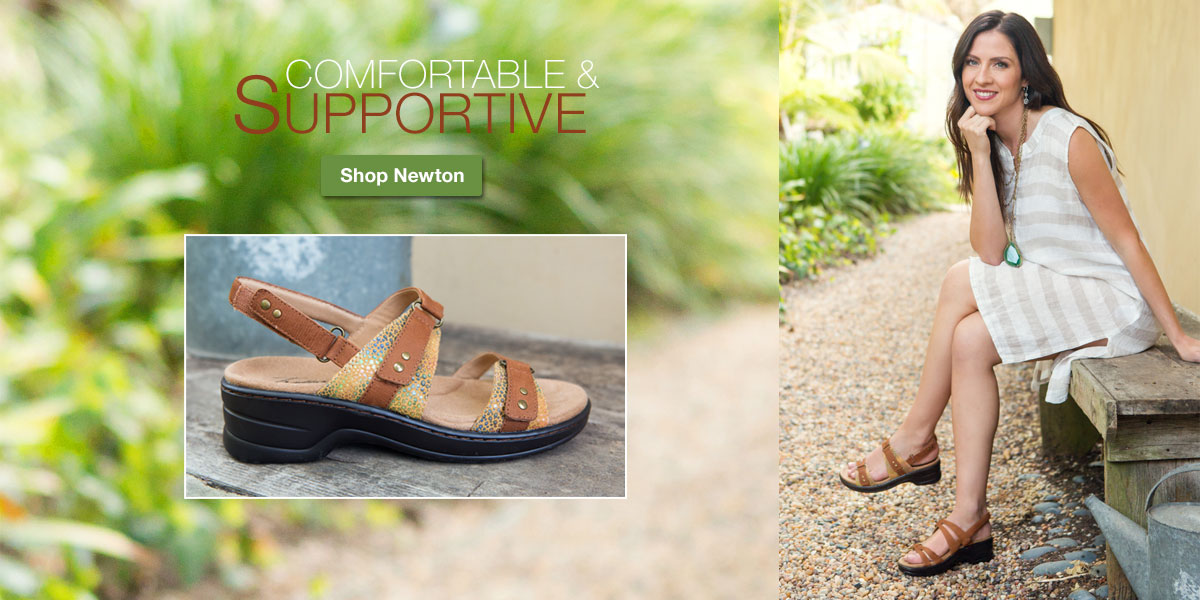 Comfortable and Supportive. Shop Newton.