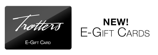 New - E-Gift Cards