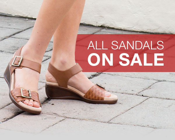 All Sandals On Sale