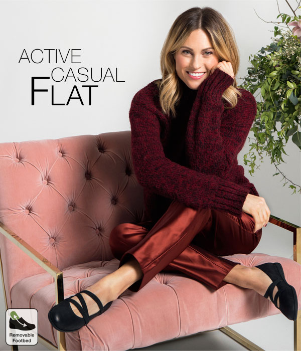 Active Casual Flat.