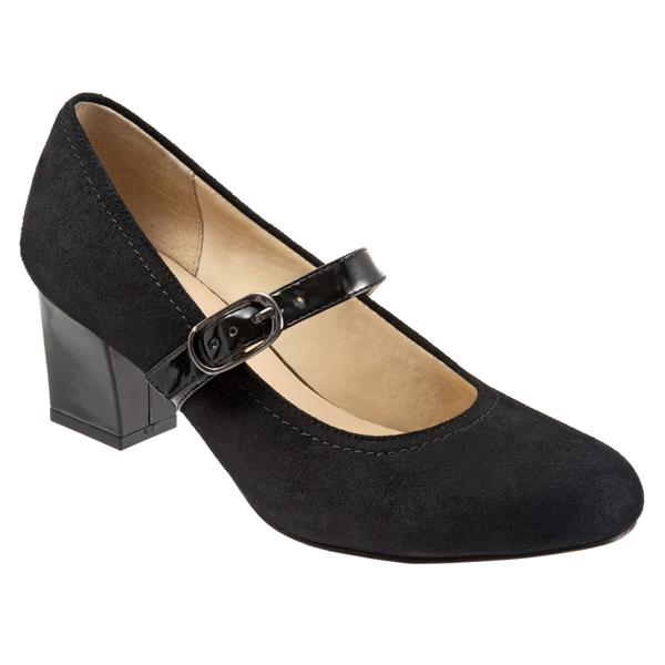 Candice Black Suede