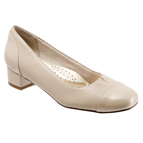 Danelle Nude Embossed Patent