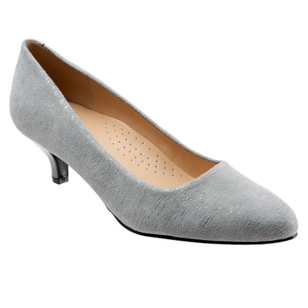 Kiera Grey Metallic
