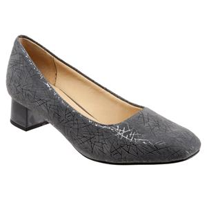 Lola Dark Grey Embossed