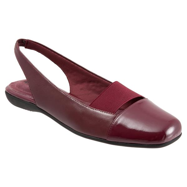 Sarina Dark Red